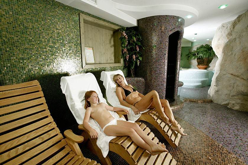 Hotel with Spa in Cortina d'Ampezzo